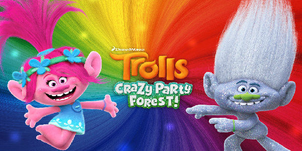 Trolls Crazy Party Forest Cheats Codes (Android/iOS)