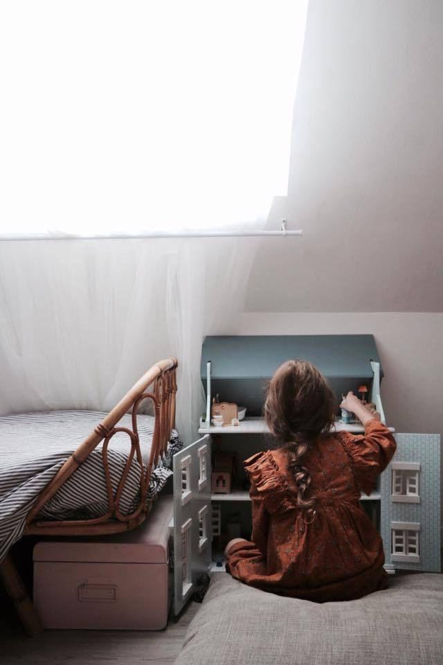 La maison de poupée...