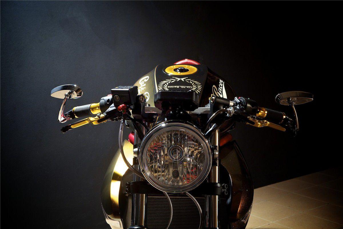 Kawasaki ER6 naked Ninja