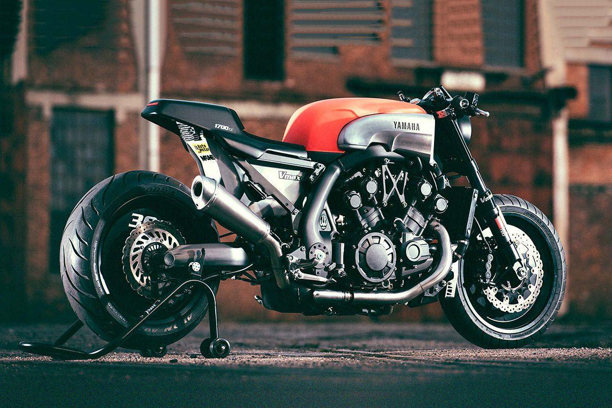 Yamaha Vmax 1200 cobo