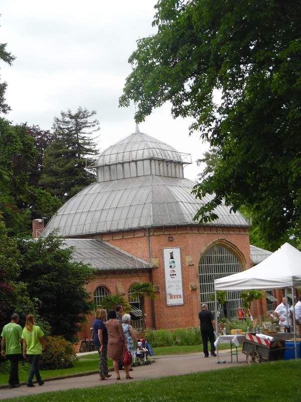 Inauguration 150 ans jardin botanique