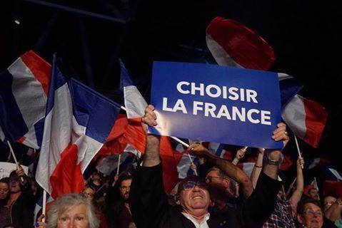 &quot&#x3B;Je vous appelle à la fierté de ce que nous sommes, la fierté de ce que notre peuple a accompli dans l'histoire.&quot&#x3B;  Marine Le Pen