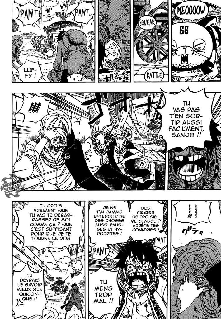 Scan One Piece Chapitre 844 FR