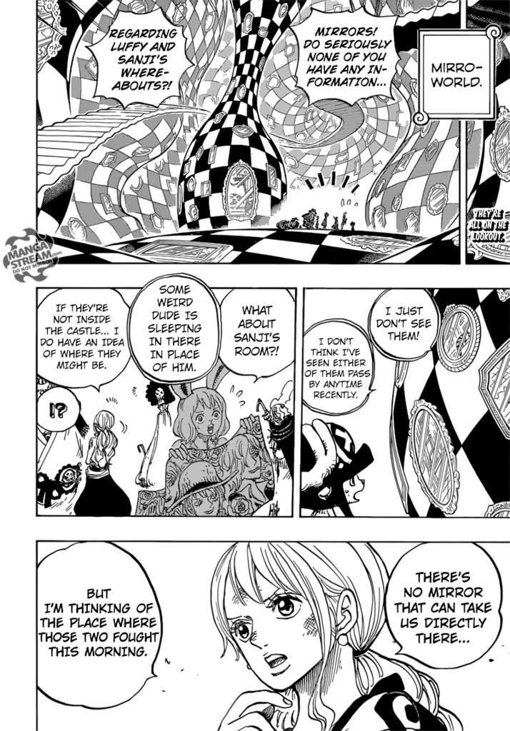 SCAN ONE PIECE CHAPITRE 856 FR