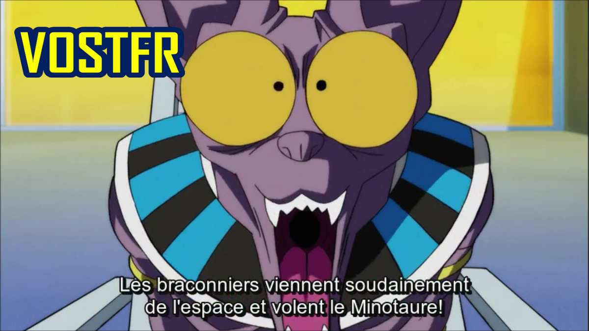 DRAGON BALL SUPER EPISODE 87 VOSTFR HD