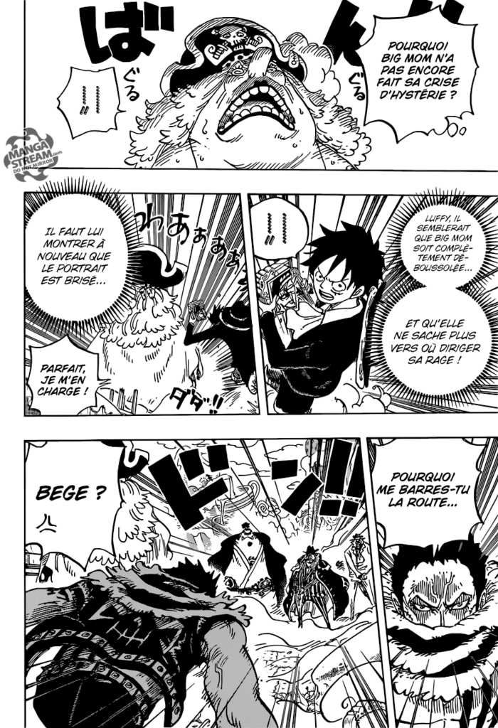 SCAN ONE PIECE 865 CHAPITRE FR
