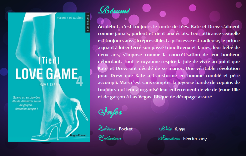 [Tied] Love Game #4 d'Emma Chase