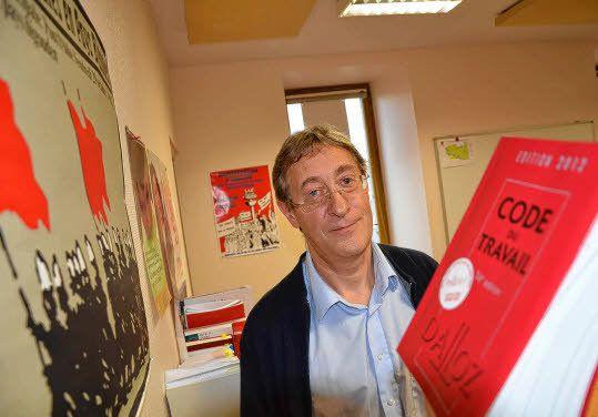 égislatives. Benoît Dumont, secrétaire de l'Union Locale CGT, candidat de rassemblement de la gauche dans la circonscription de Lannion