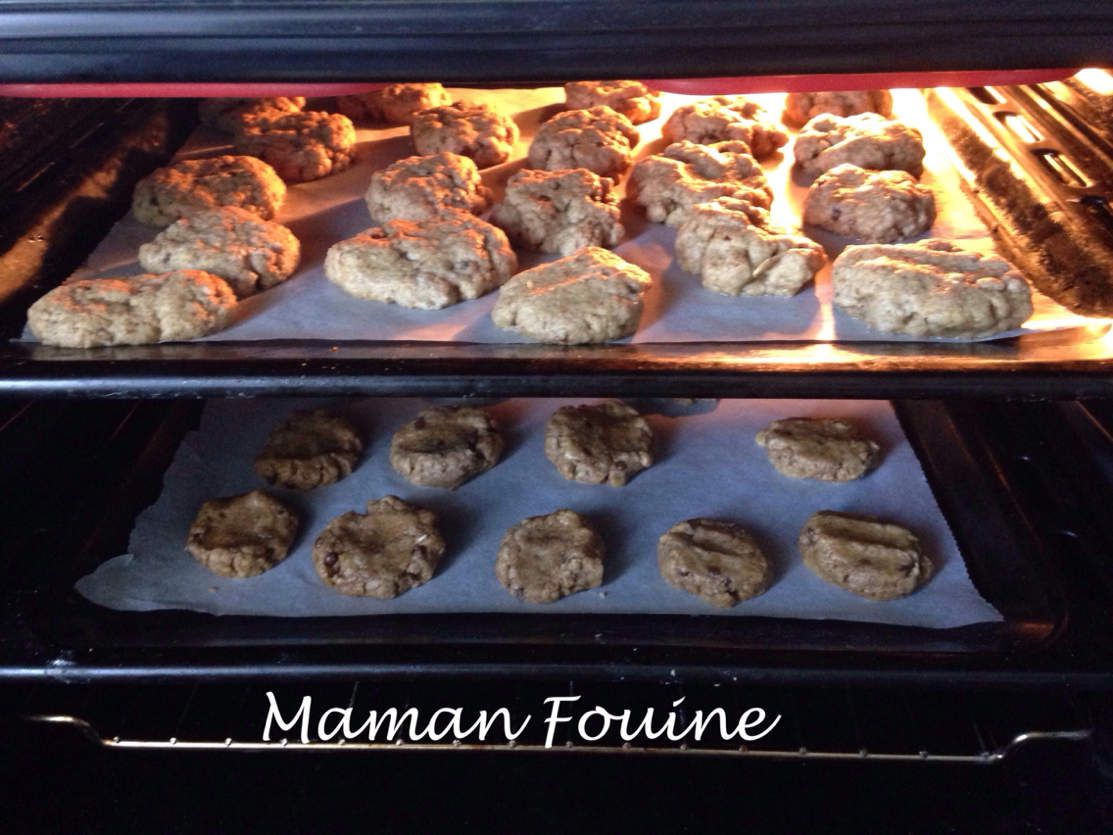 En cuisine : les cookies