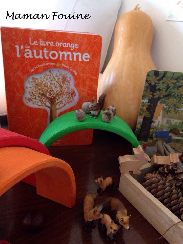 Notre table de l'automne