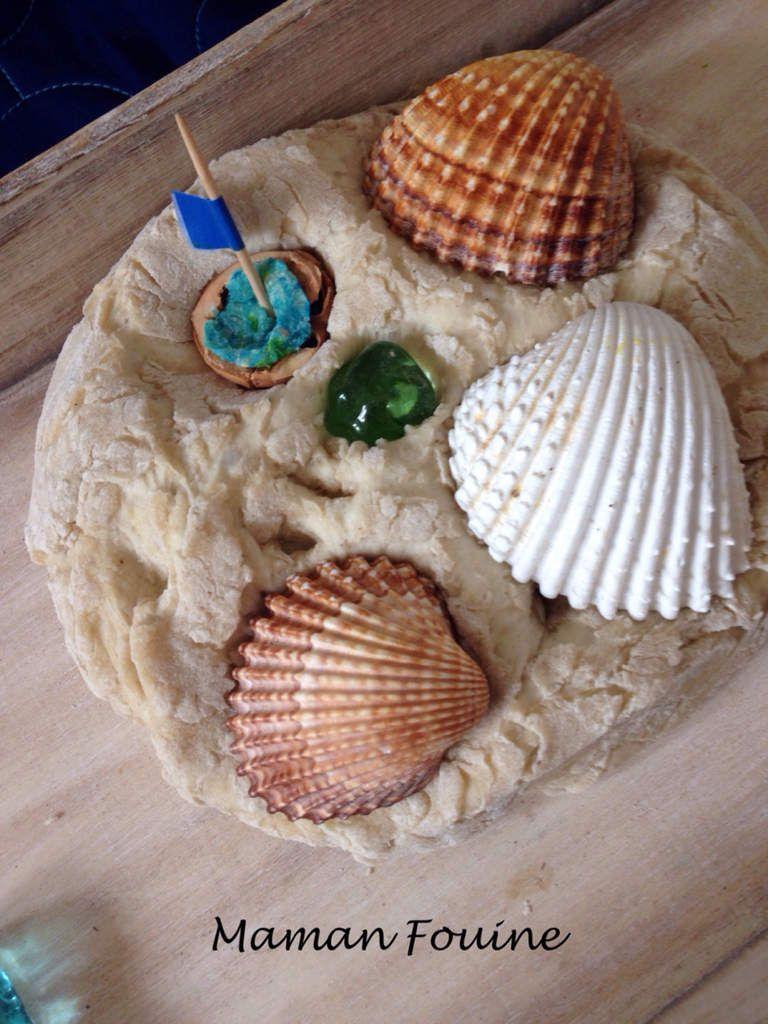 DIY : La pâte à sable
