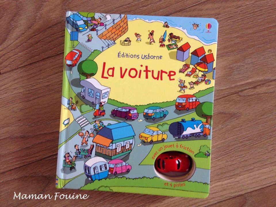Un Jouet Usborne Maman FrictionAux À La Éditions VoitureAvec myNw08Ovn