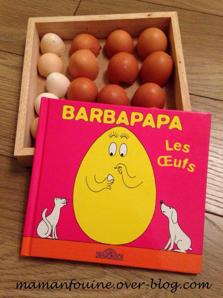 Activités à thème : les œufs