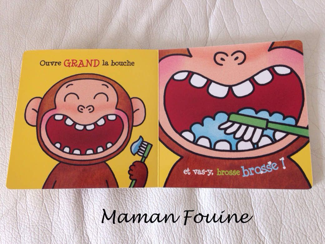 Lecture : Brosse tes dents !