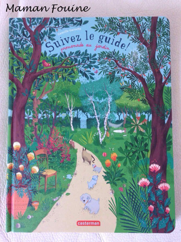 Lecture : Suivez le guide, promenade au jardin