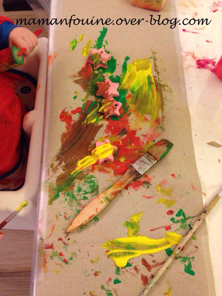 Astuce anti-gaspillage de peinture