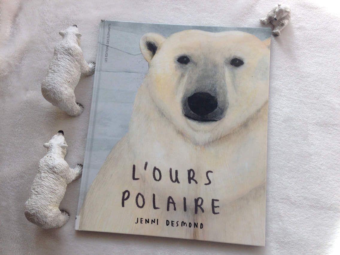 aaf440f8304 L ours polaire de Jenni Desmond - Maman Fouine