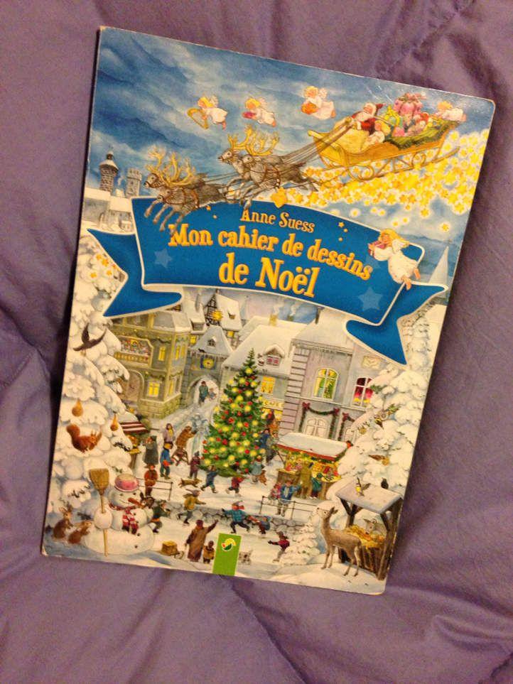 Lectures de Noël : Un livre sans texte d'Anne Suess