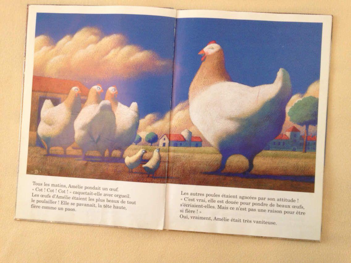Lecture de Pâques : Amélie et les oeufs de Pâques