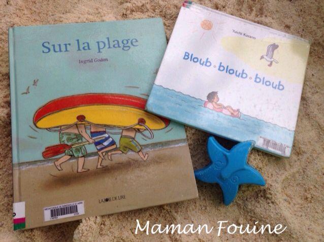 Lectures : deux livres à la plage