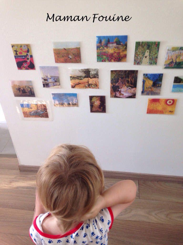 Le Mur de l'Art : l'été