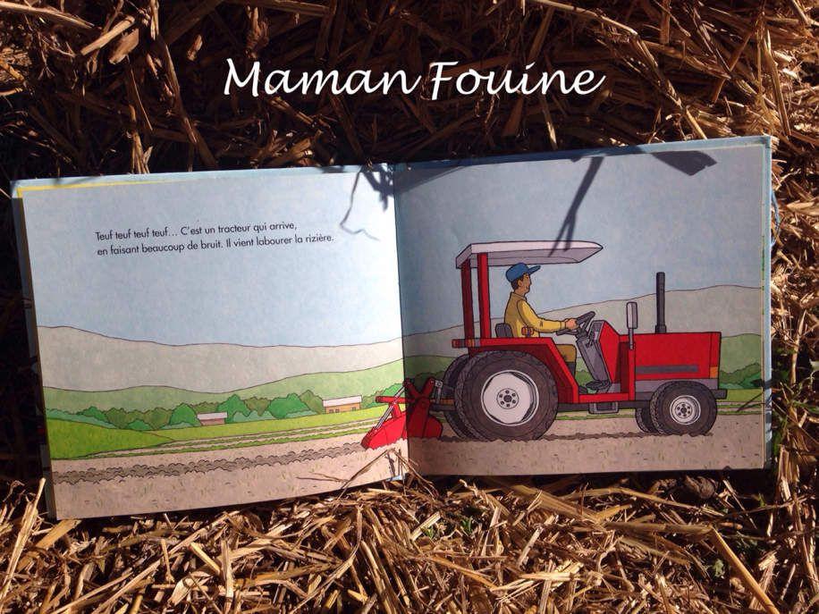 Lectures : les tracteurs