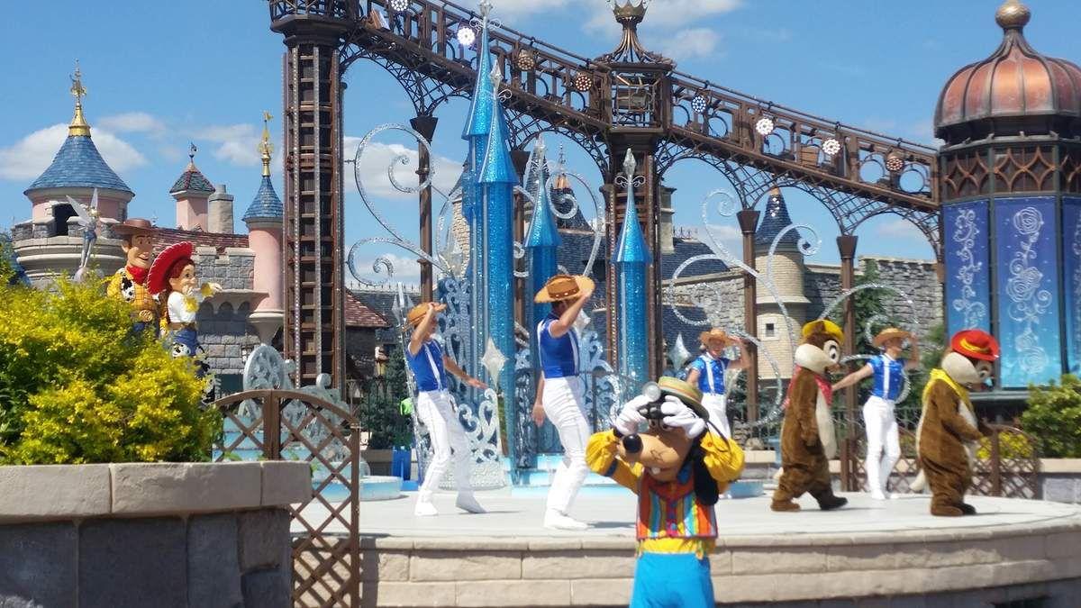 Séjour Disneyland Paris du samedi 5 au dimanche 6 août 2017