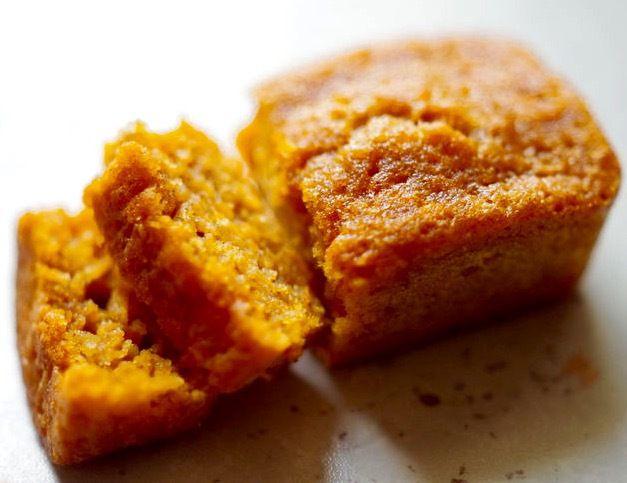 Gâteau aux carottes et fruits secs