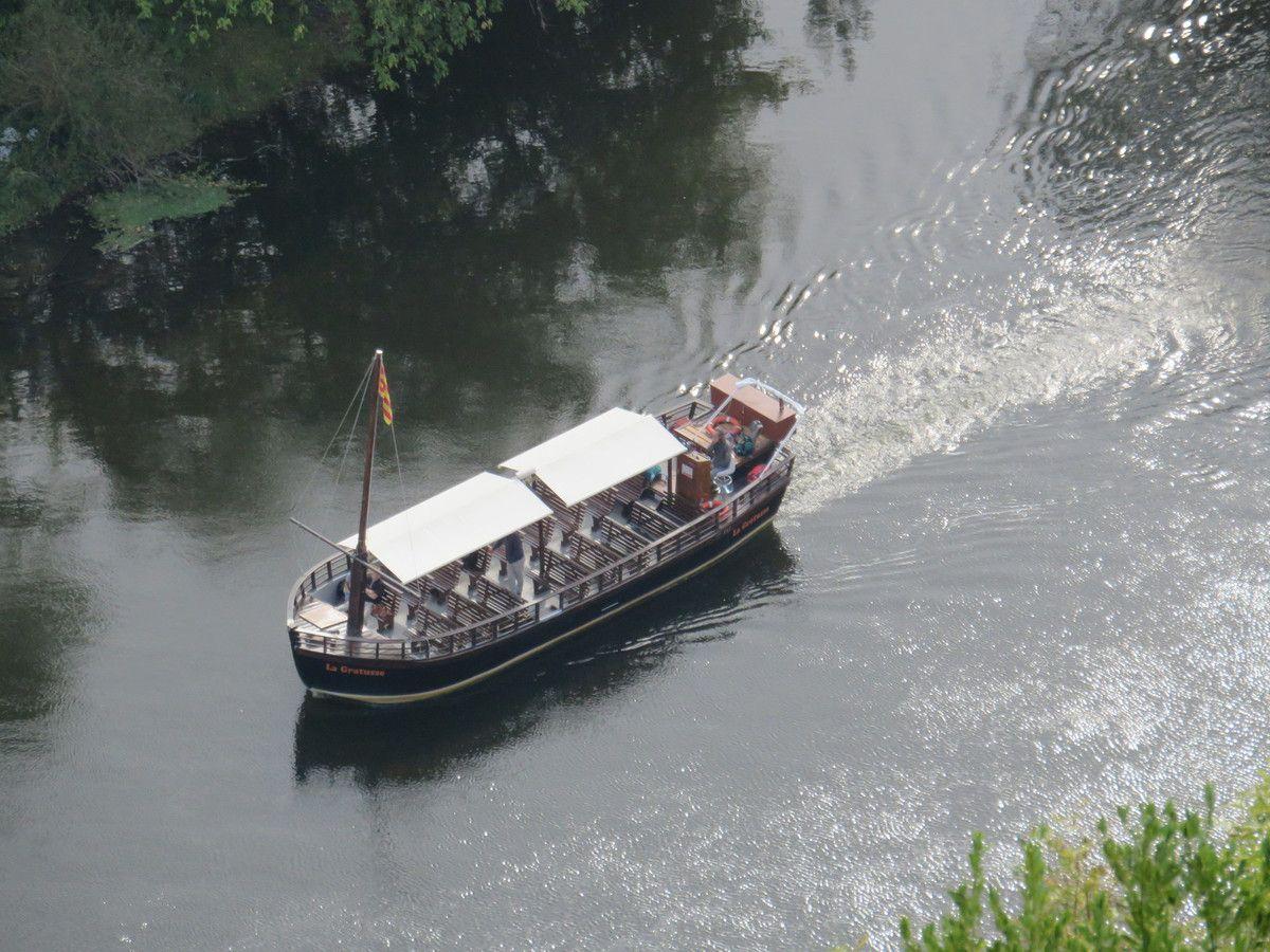 La Dordogne en canoe