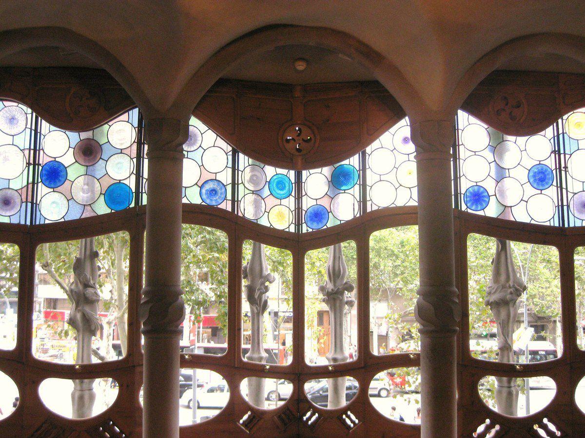 Barcelone capitale de Gaudi