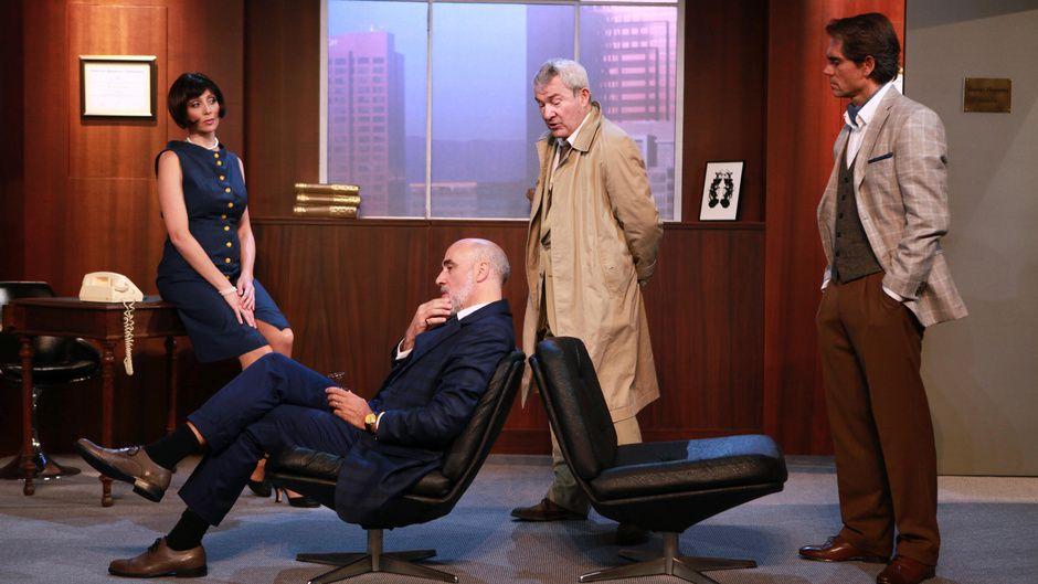 &quot&#x3B;Columbo&quot&#x3B; avec Martin Lamotte, depuis le théâtre Michel le lundi 5 juin à 20h55 sur France 4
