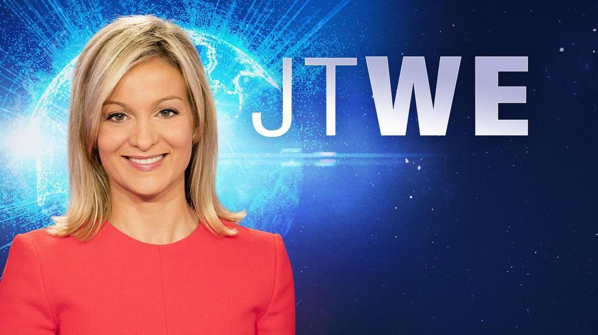 Le JT du week end 13h de TF1 du 6 août