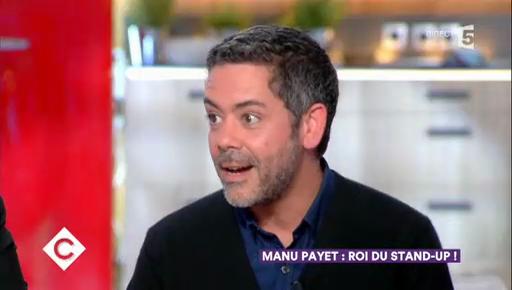 Manu Payet raconte ses premières expériences d'adolescent avec... La Redoute !