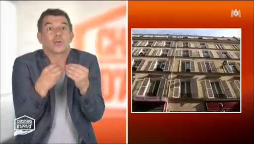 Stéphane Plaza sort son carton rouge contre un agent immobilier dans &quot&#x3B;Chasseurs d'appart&quot&#x3B;