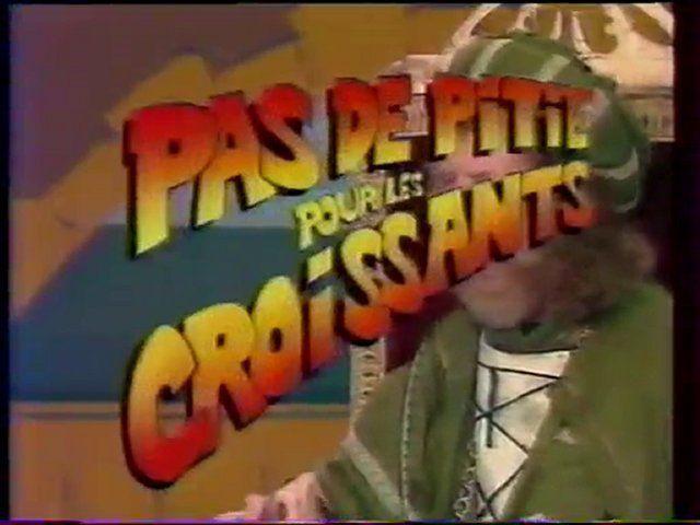 Pas de pitié pour les croissants - Best of 90