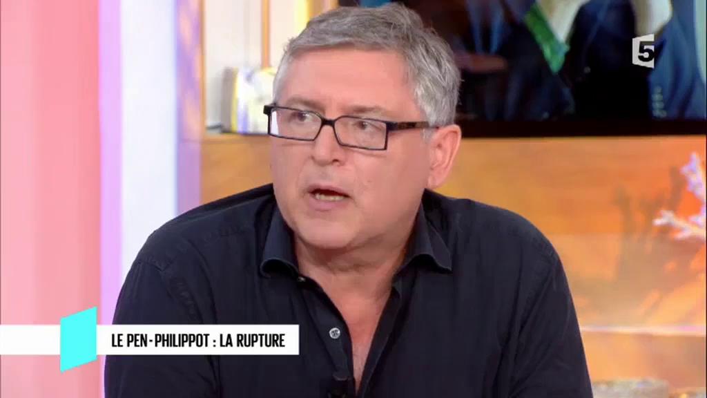 Michel Onfray s'attaque sans détour à Laurent Joffrin sur France 5