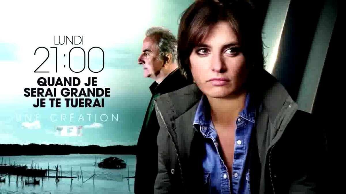 Ce soir à 21h00 sur TF1, retrouvez Laetitia Milot dans &quot&#x3B;Quand je serai grande... Je te tuerai&quot&#x3B;