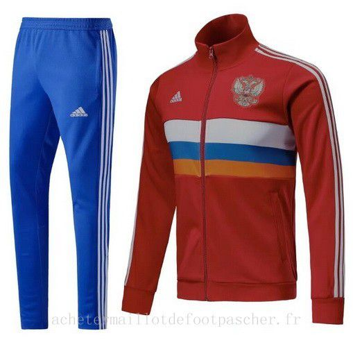 veste foot ensemble adidas rouge russie 2018 maillot de. Black Bedroom Furniture Sets. Home Design Ideas