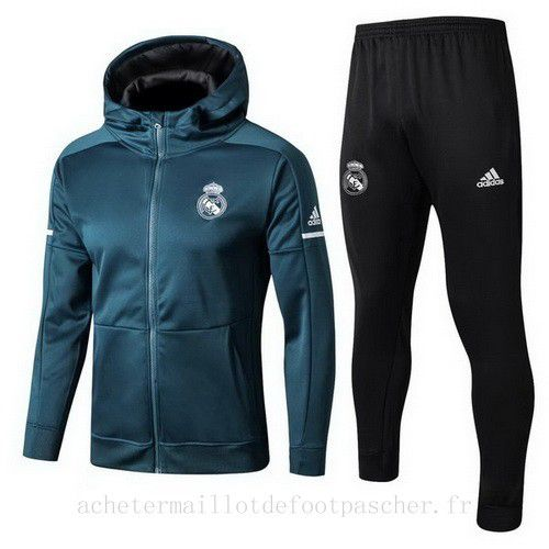 ensemble de foot Real Madrid gilet