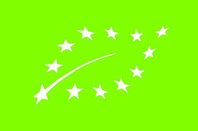 Logo Bio européen et logo Bio estonien