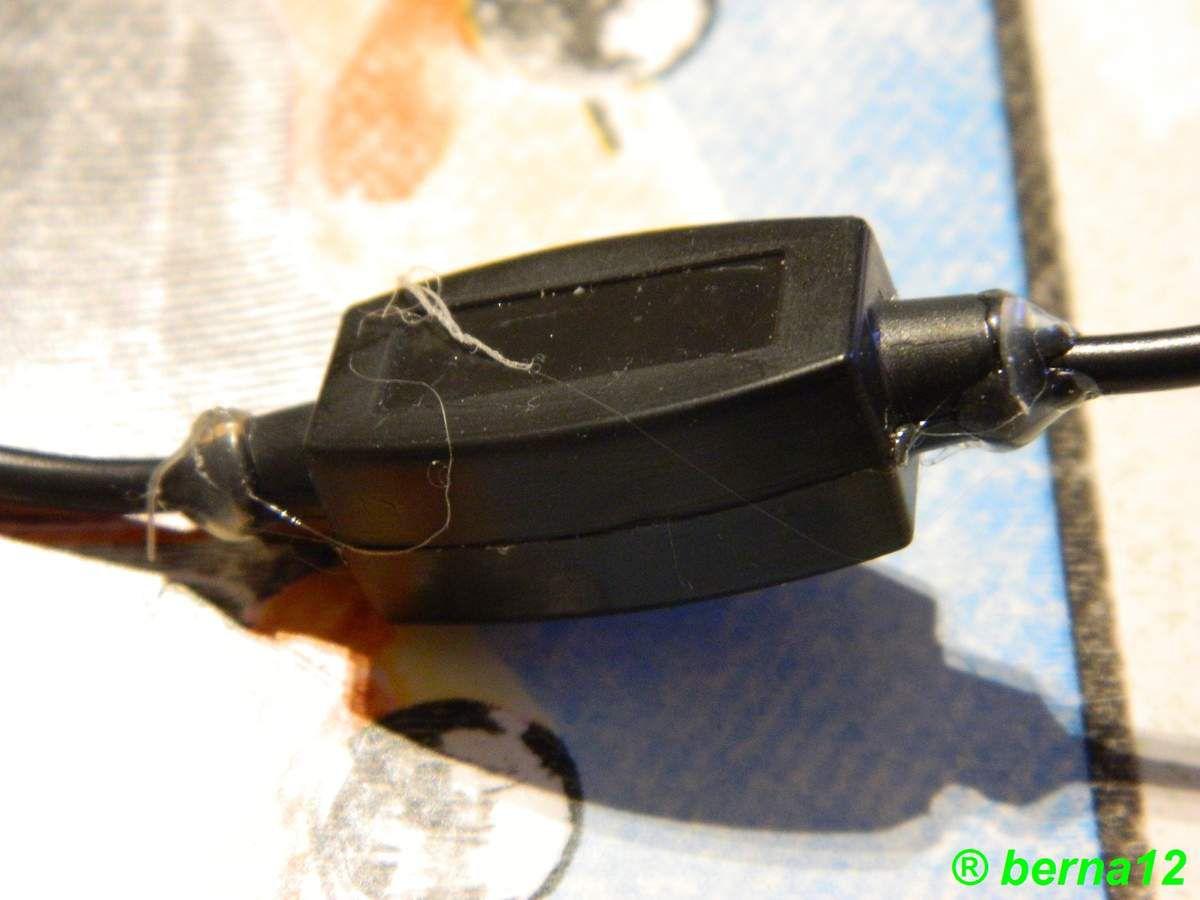 Antibrouillard arrière laser