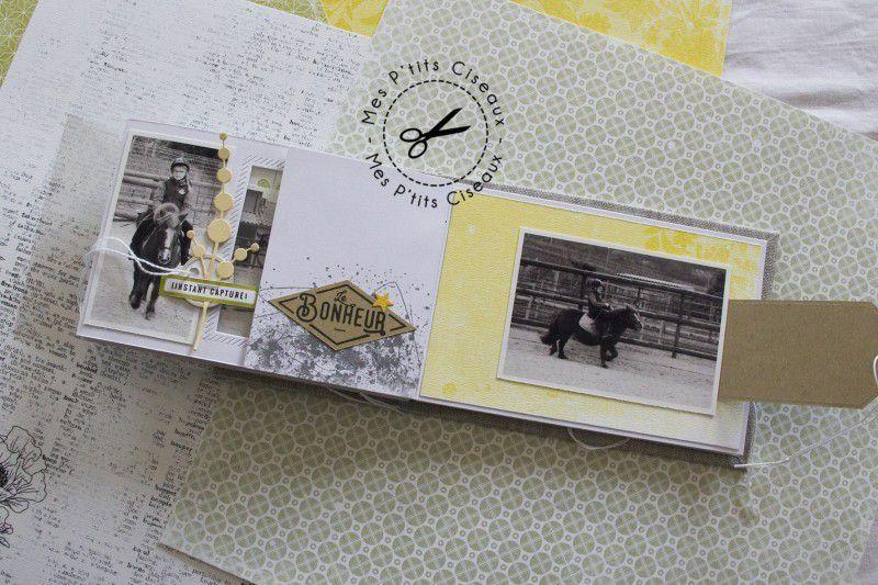 Mini album - Modèle favori -