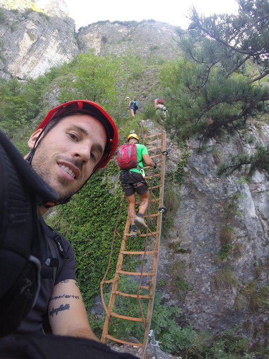 Monte Mezzocorona - ITALIA -
