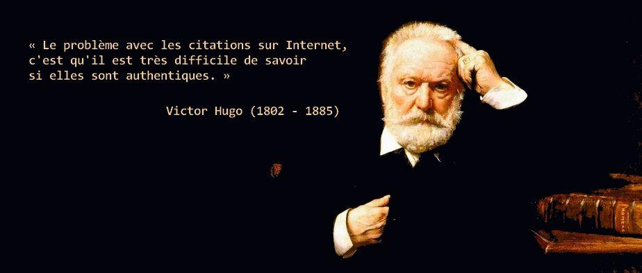 Dans une citation, qu'est-ce qui est le plus important? L'auteur, l'idée ou autre chose?