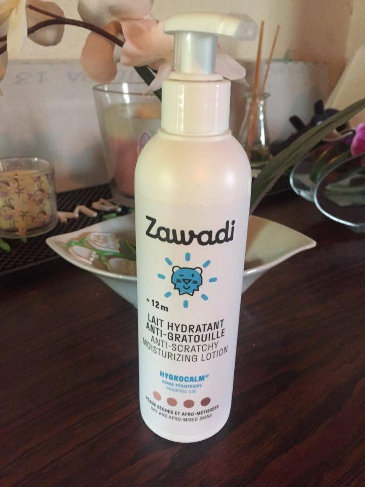 Lait hydratant anti-gratouille