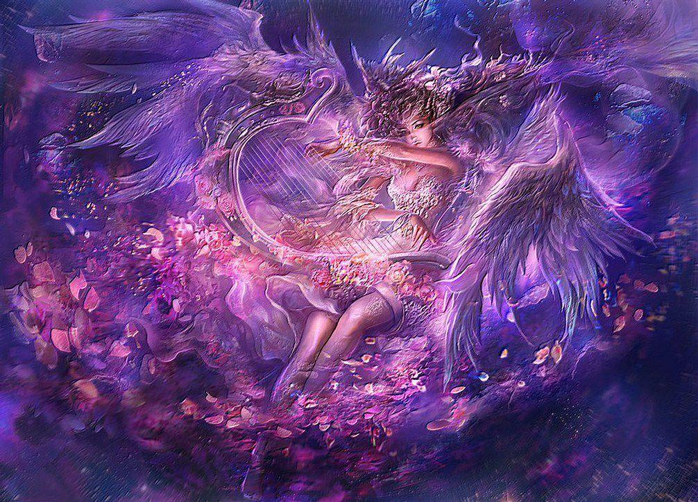 et anges déchus.....