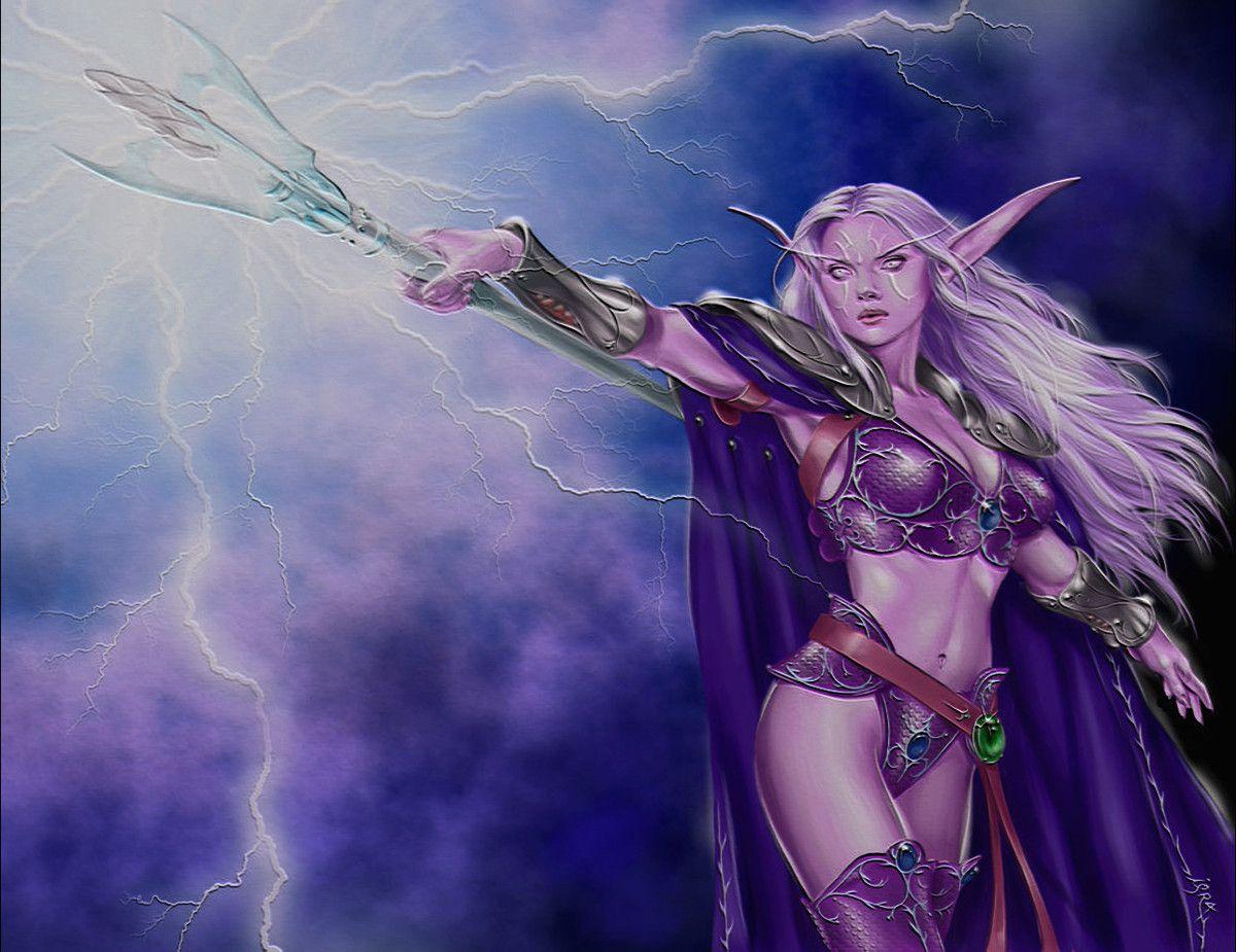 voila ! le thème c'est des elfes ! à bientôt ! :)