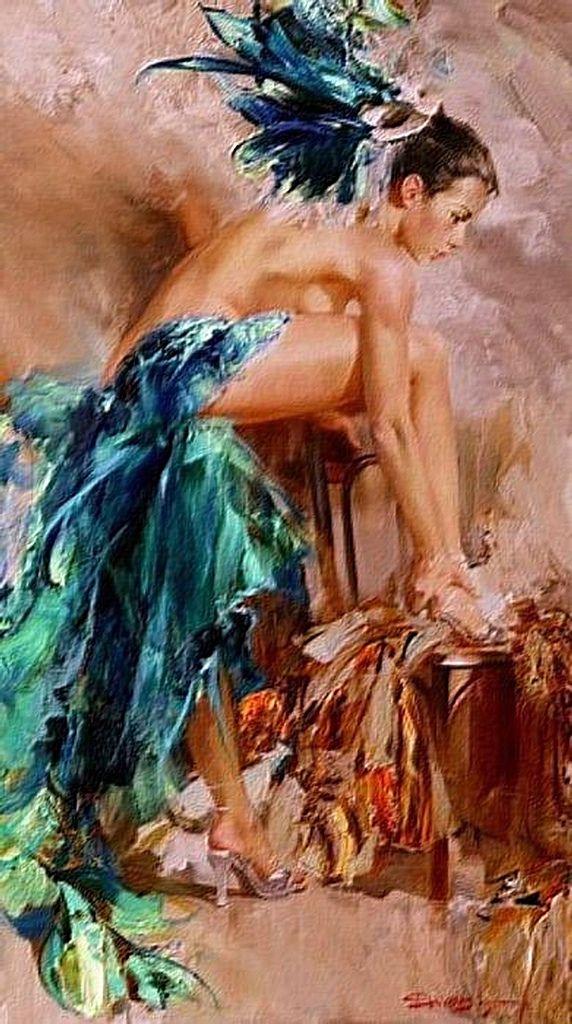 la suite si vous aimez ! le thème c'est l'art et femmes ! bonne soirée ! :)
