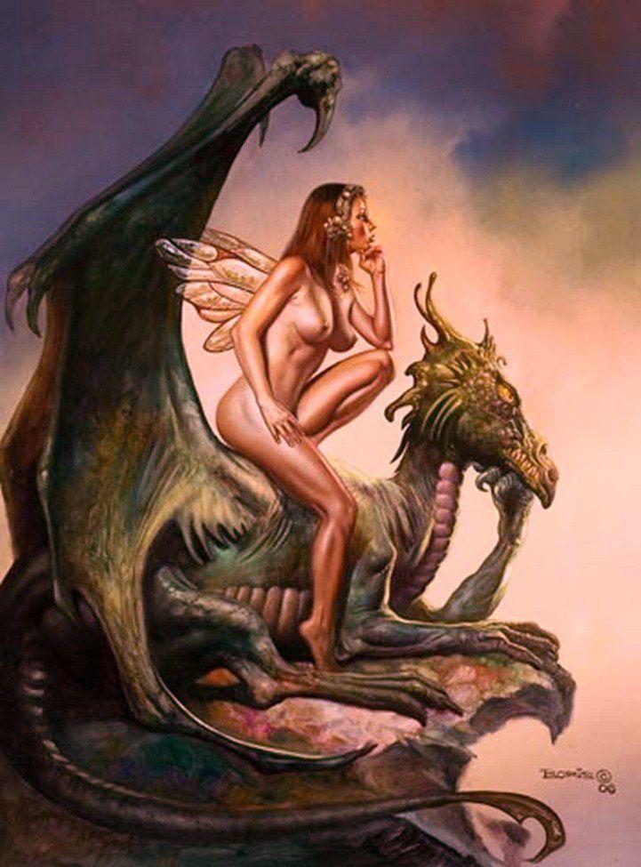 c'est fini, Le theme c'est les anges et dark fantasy et le l'art fantasy c'est varié ! bonne visite