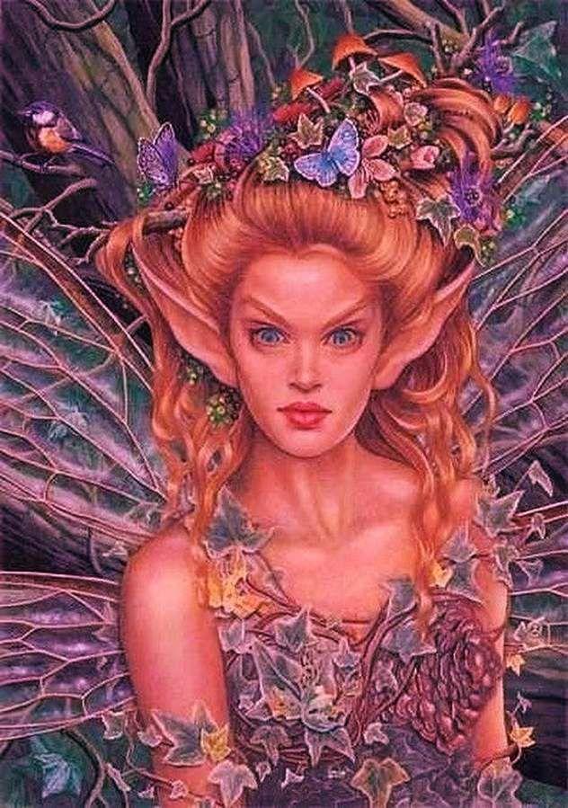 c'''est fini ! l'art fantasy dans une féerie de couleurs ! à bientot !